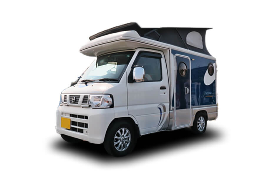 rental rv in japan rental camping car net