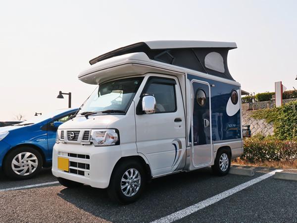二人のアマチュアカメラマンがキャンピングカーで行く撮影旅行 インディアナ・RV INDY727