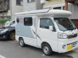富士登山にキャンピングカーで挑戦! 東和モータース販売 インディ