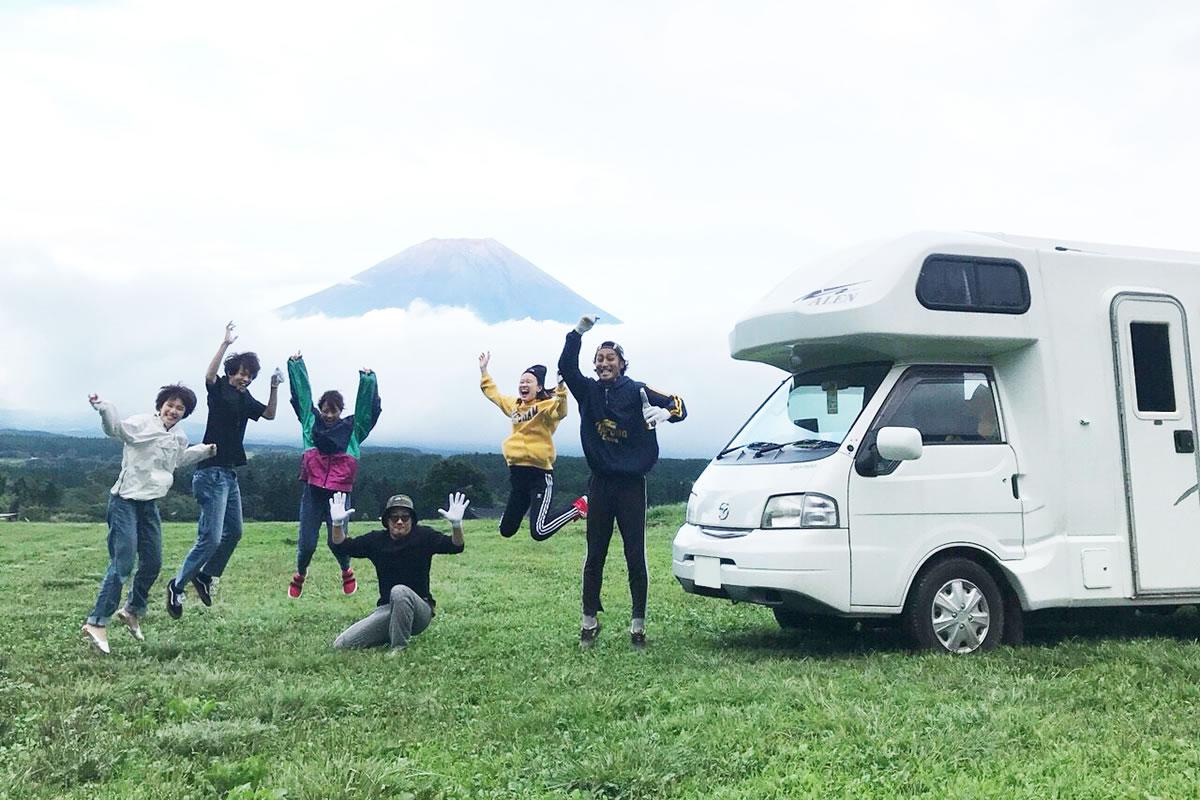 TOKYO RV Campersのキャンピングカー「アレン」