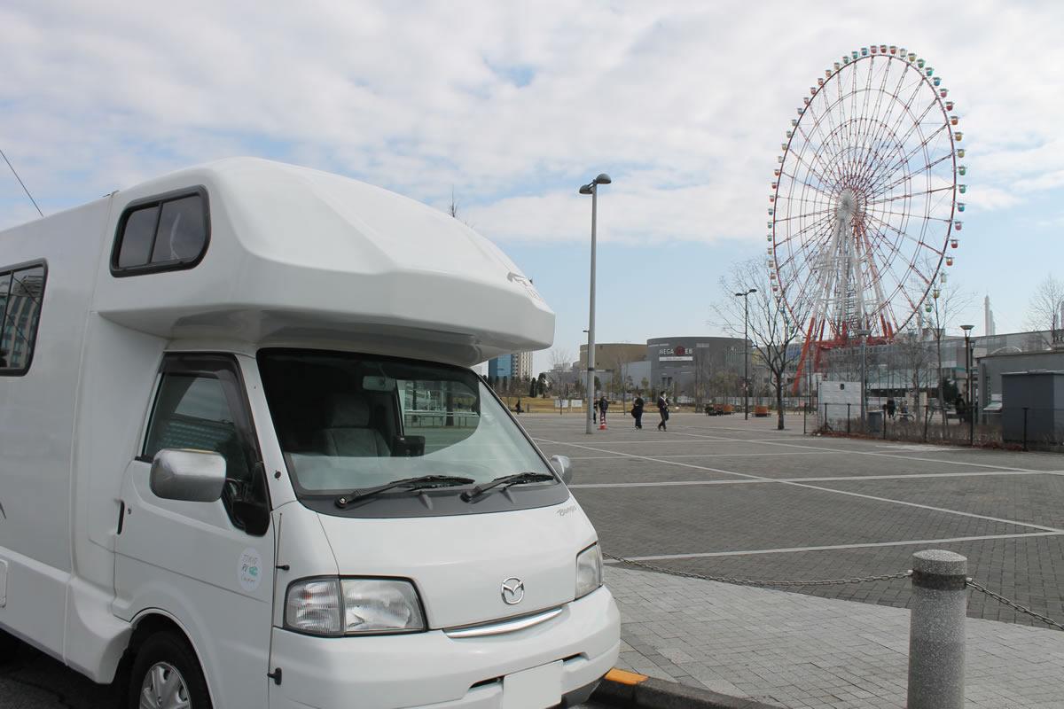TOKYO RV Campersのキャンピングカー「クレソン」外装