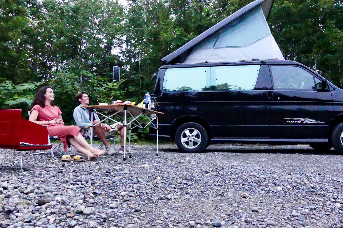 TOKYO RV Campersのキャンピングカー