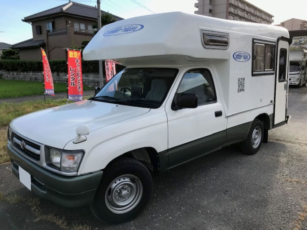 キャンパー永田のキャンピングカー「ワンタイR5」