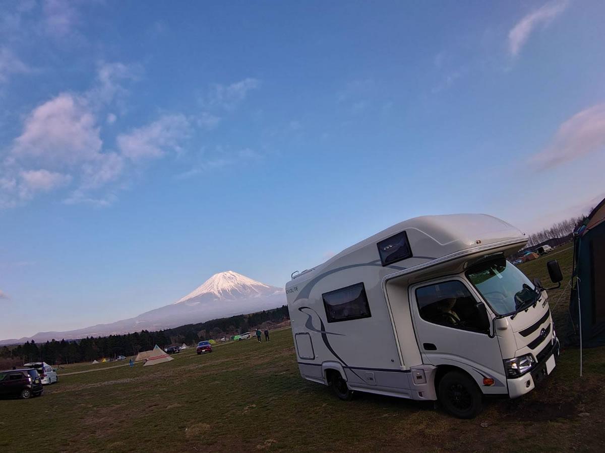Van Life Rent a car(バンライフレンタカー) 愛知本店のキャンピングカー「クレソンボヤージュEVOLITE」