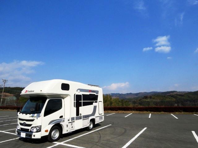 キャンピングカーレンタル九州 レンタカースタイル 福岡空港店のキャンピングカー「イグアス」