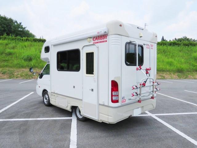 キャンピングカーレンタル九州 レンタカースタイル 久留米本店のキャンピングカー「カービィ」