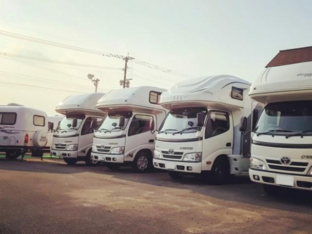 九州レンタルキャンピングカー