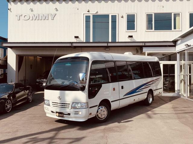北海道キャンピングカーレンタルのバスコン「リエッセ」