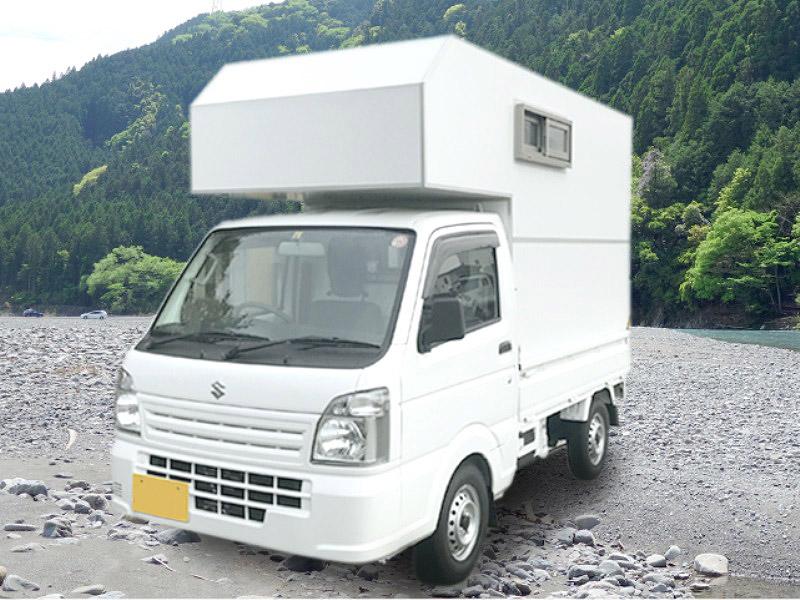 TRAVECA(トラベカ)のキャンピングカー