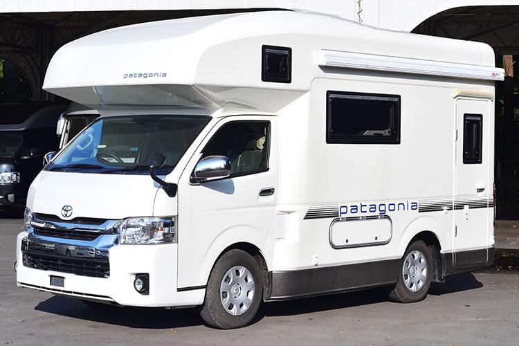 大阪キャンピングカーレンタルセンター(大阪CRC)のキャンピングカー