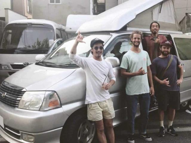 CAMP IN CAR 大阪ガレージ基地