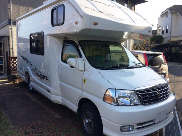Camping Car Rental A.P.Cのキャンピングカー