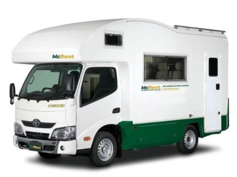 マクレント 大阪/泉佐野ステーションのキャンピングカー