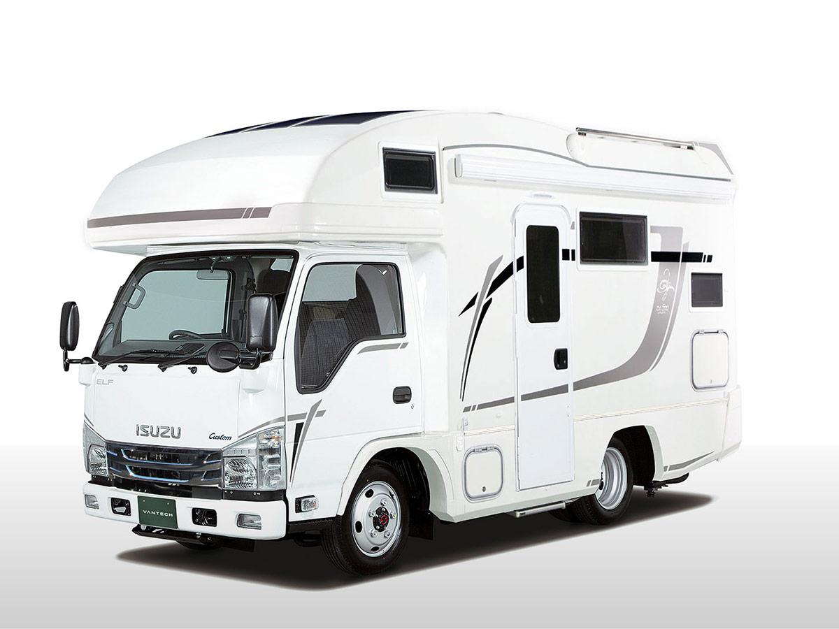 ロードクルーズ 京都木津川店のキャンピングカー「ジル520クルーズ」