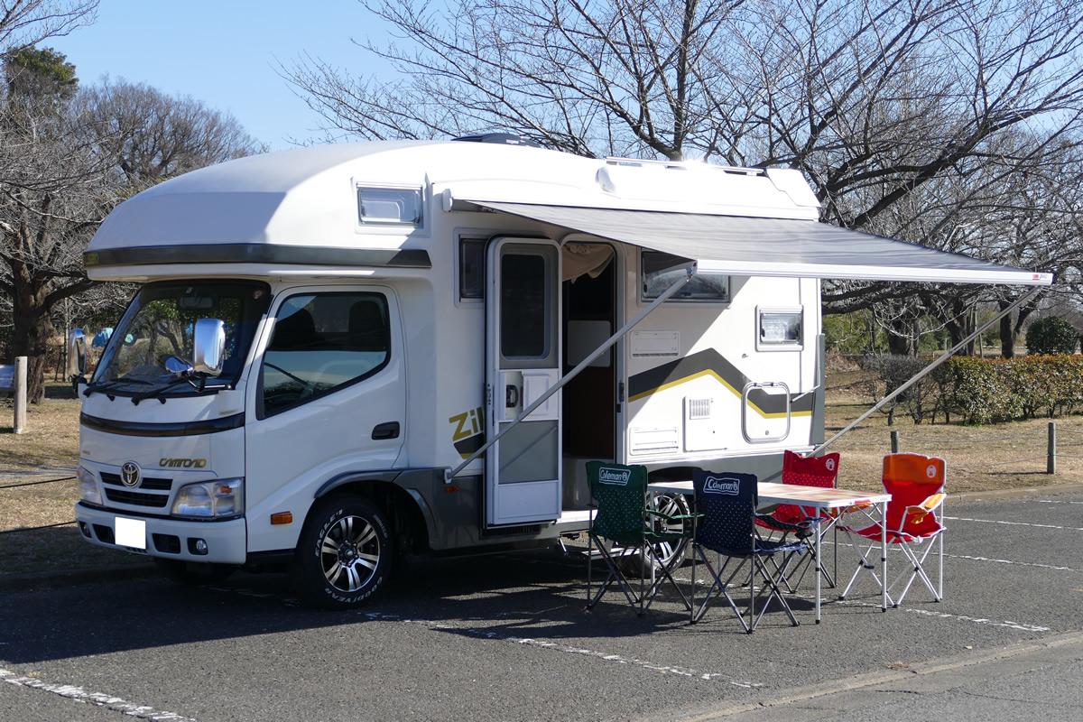 太陽整備(TAIYO SEIBI)のキャンピングカー「ジル520」