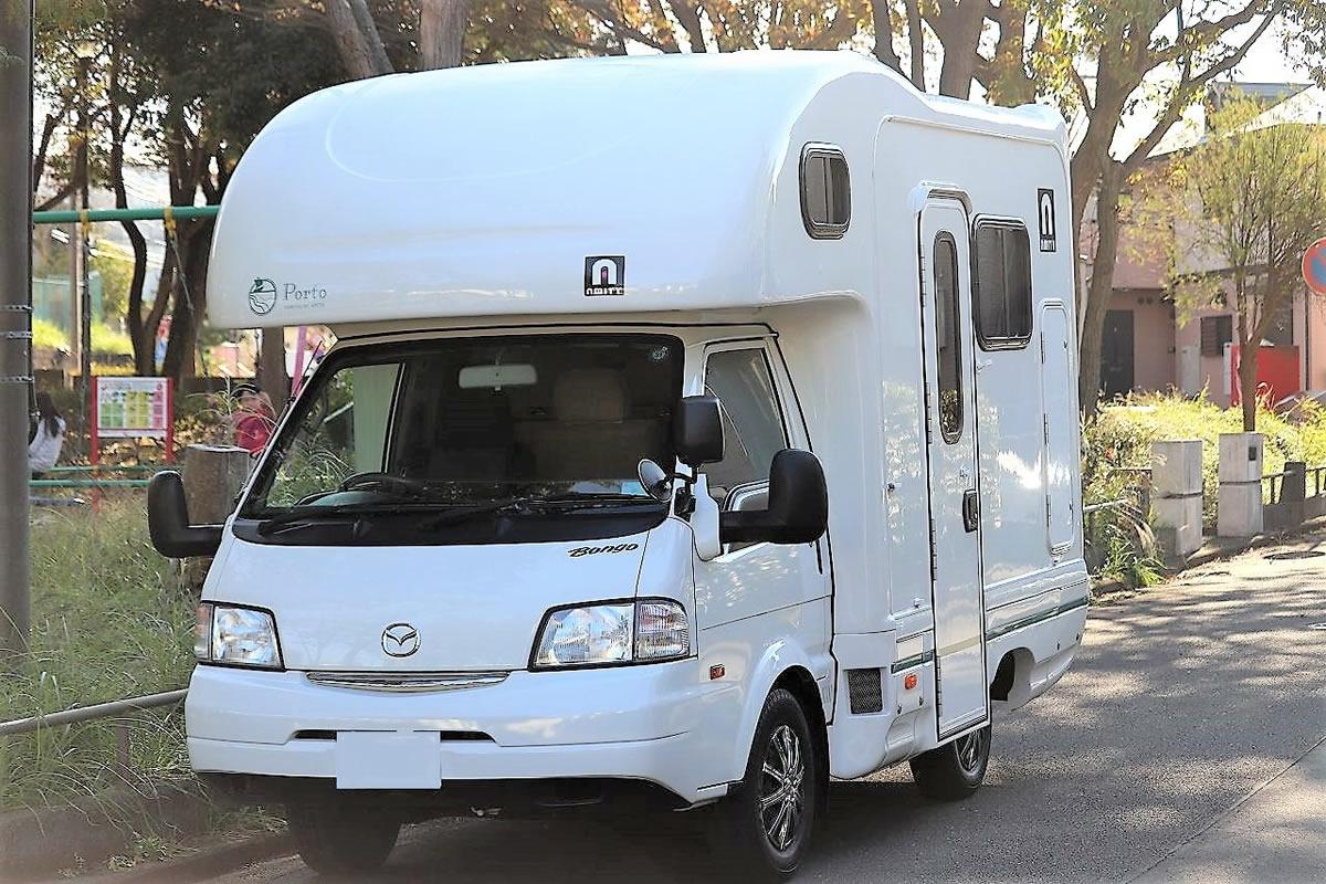 ロードクルーズ 世田谷北烏山店のキャンピングカー「アミティ」外装