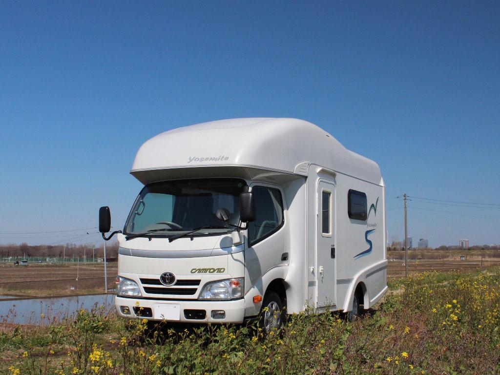 CAMP IN CAR 池袋ステーション基地のキャンピングカー「ヴォーン」外装