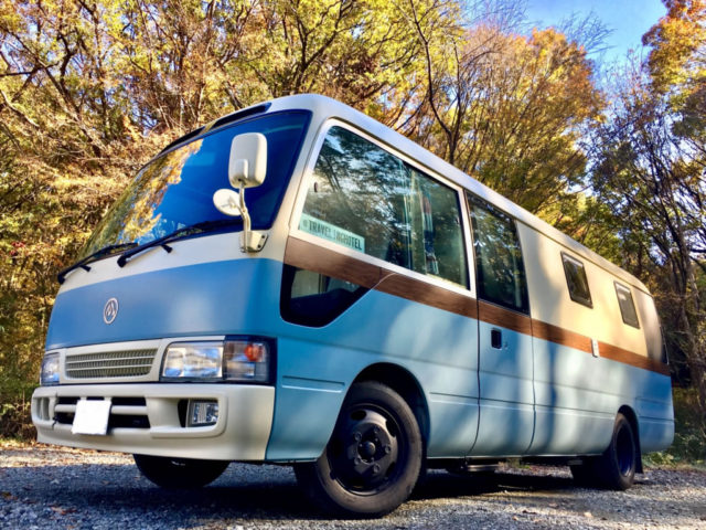 旅する車キャンピングカーどっとジェーピーのバスコン「シビリアン」