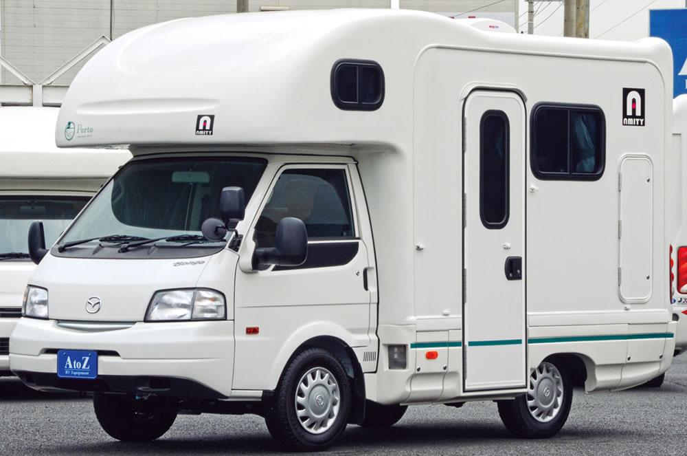 Wonder Rentacar(ワンダーレンタカー)のキャンピングカー「アミティ」