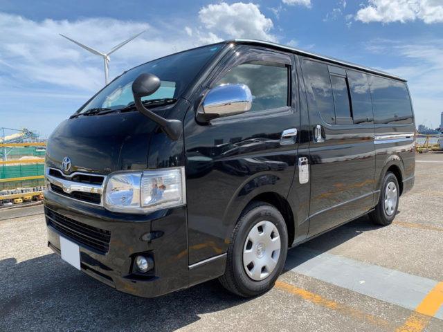 モービルオート キャンピングカーレンタル 横浜店の車中泊車「ハイエース スーパーGL」