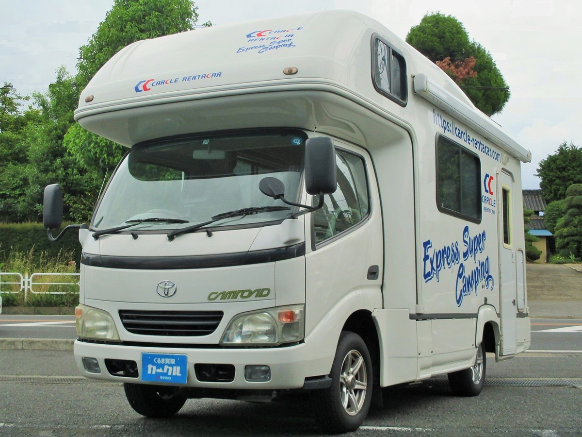 カークル 船橋飯山満店のキャンピングカー「ミラージュ」