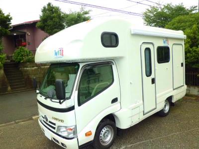 ロードクルーズ 横浜都筑インター店のキャンピングカー