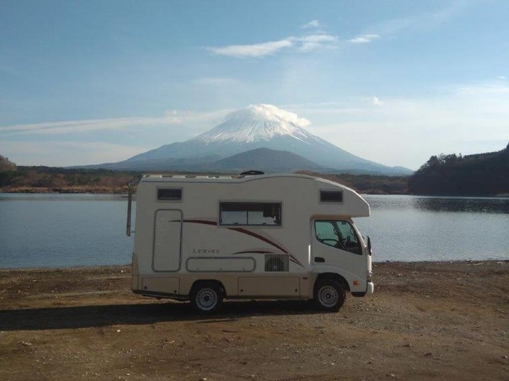 モービルオート キャンピングカーレンタル 横浜店のキャンピングカー「コルドリーブス」