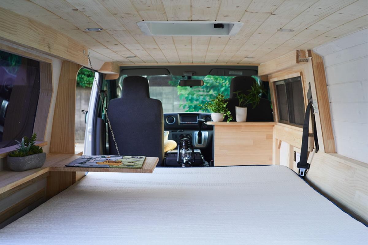 Dream Driveのキャンピングカー