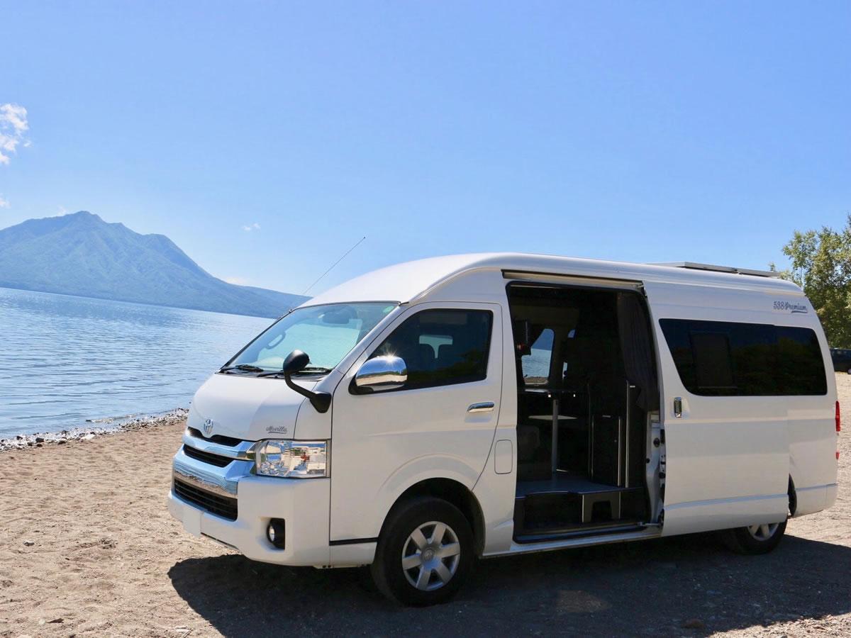 NEXTLIFE(ネクストライフ) 旭川空港ベースのキャンピングカー「538プレミアム」
