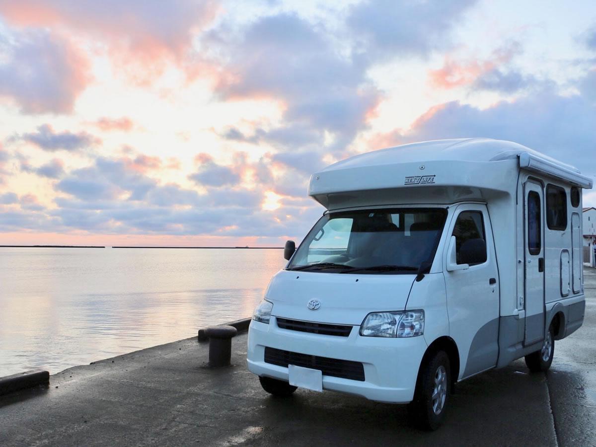NEXTLIFE(ネクストライフ) 旭川空港ベースのキャンピングカー「アレン」