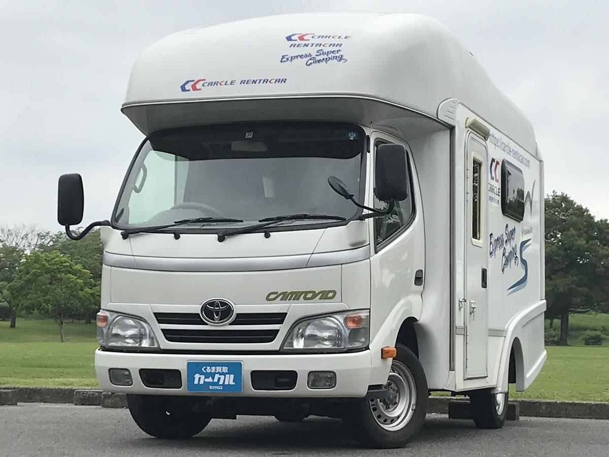 カークル 宇都宮中央店のキャンピングカー「ヨセミテ」