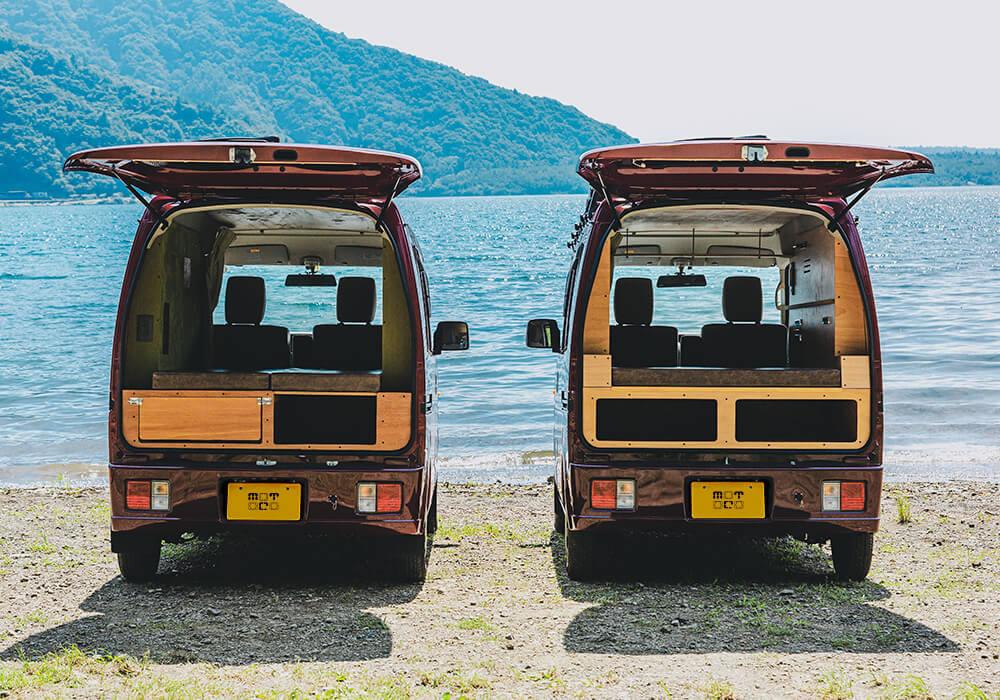 MOTOCO(モトコ)のキャンピングカー