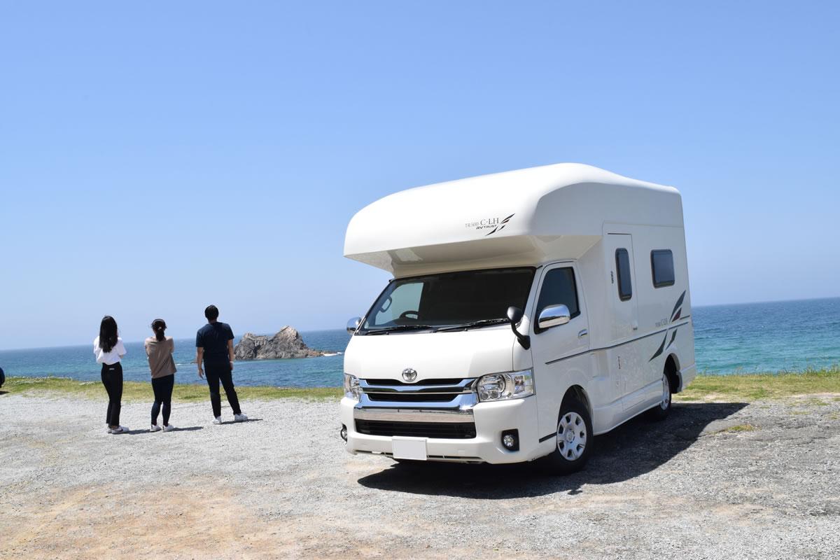 CANTAL(キャンタル) 八幡インター店のキャンピングカー「C-LH」