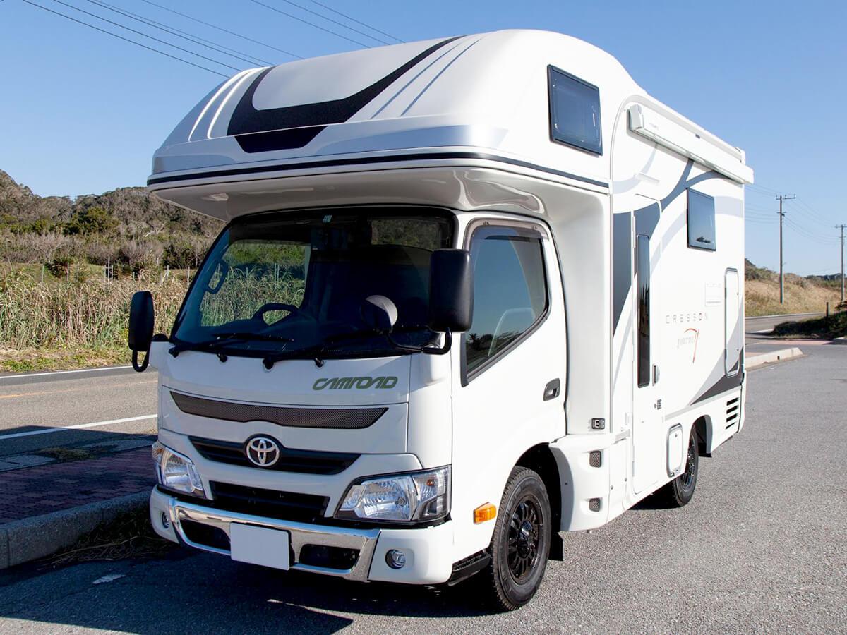 KP camper 湘南店のキャンピングカー「クレソン」