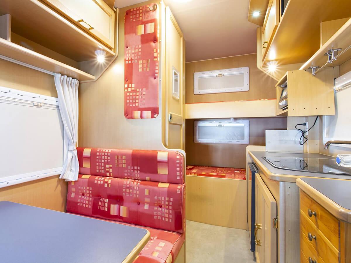 KP camper 湘南店のキャンピングカー「リバティ」